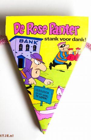 Stripslinger de Roze Panter