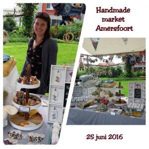 Handmade market Amersfoort 25 juni 2016