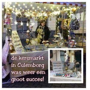Kerstmarkt Culemborg 2015