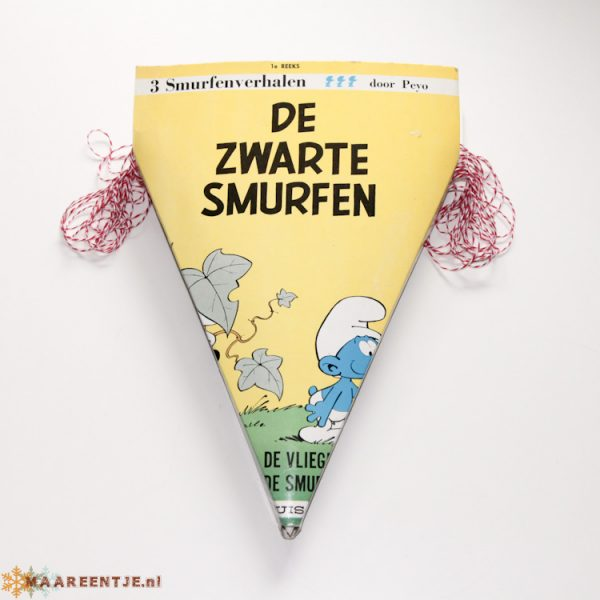 De-Smurfen-Slinger