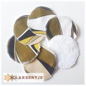 Zerowaste, Makeuppads, Wasbaar