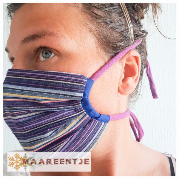 Mondkapje, wasbaar mondmasker